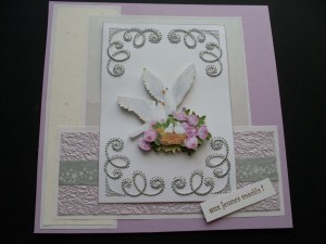 carte de félicitations mariage brodée dans mariage 2012-02-12-carte-brodee2-300x225